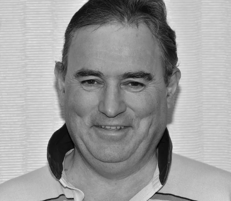 portrait picture of Graham Lambie