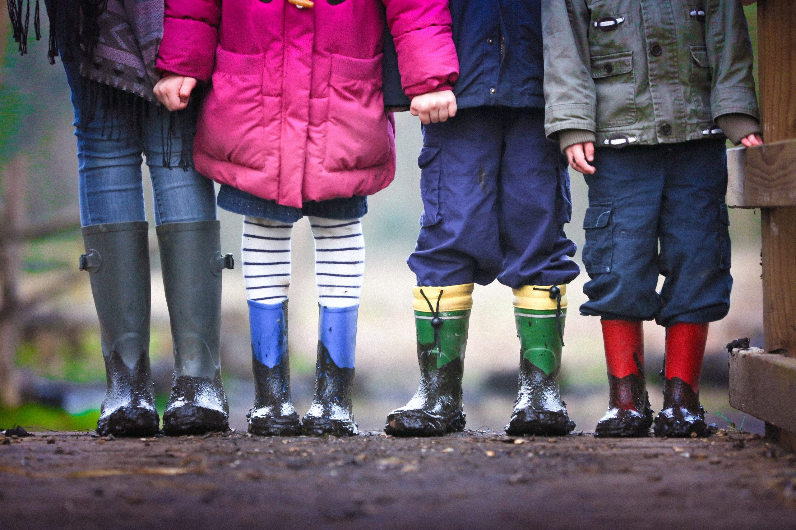 picture of kids wellies